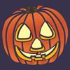 Halloween schabloner